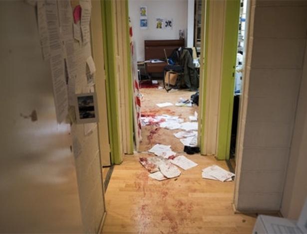 escritório charlie hebdo massacre ataque