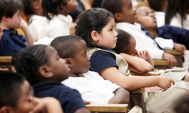 crianças negras eua racismo brancos