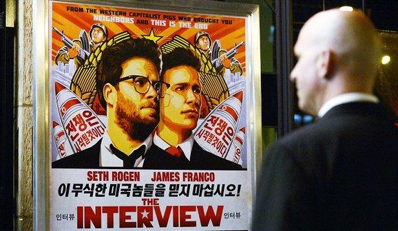 filme a entrevista hollywood coreia