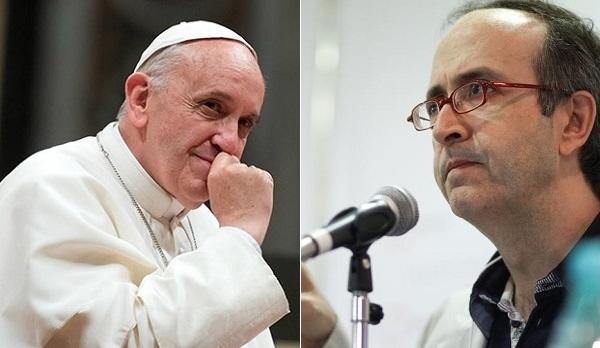 papa francisco reinaldo azevedo