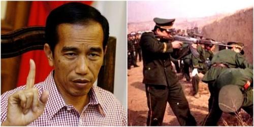 pena de morte indonésia