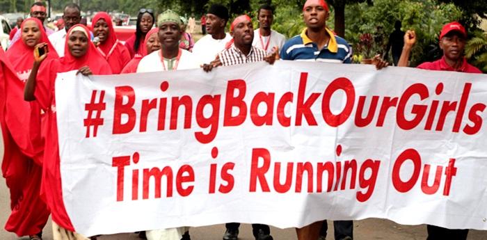 protesto boko haram nigéria terrorismo