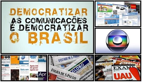 regulamentação democratização  mídia Brasil comunicação democracia