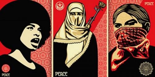 revolucionárias mulheres mundo