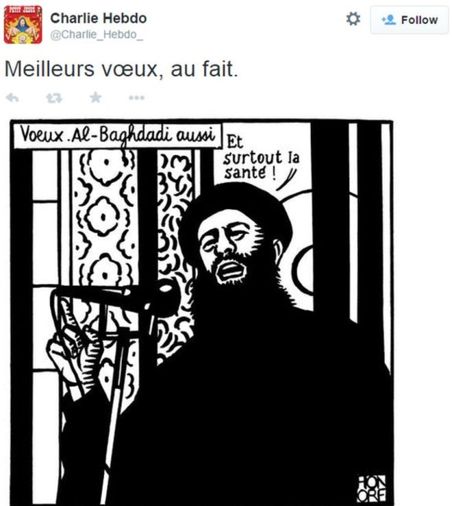 charlie hebdo twitter ataque paris