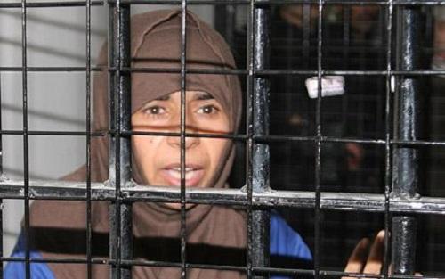Sajida al-Rishawi jordânia estado islâmico