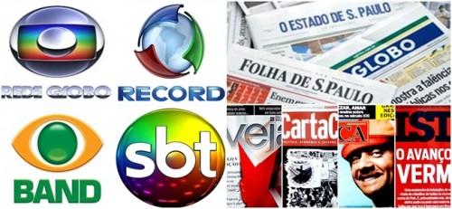 imprensa brasileira revista jornal televisão