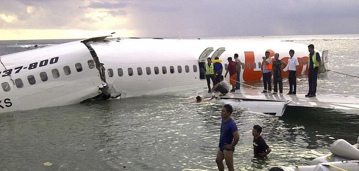 viajar avião acidente aéreo