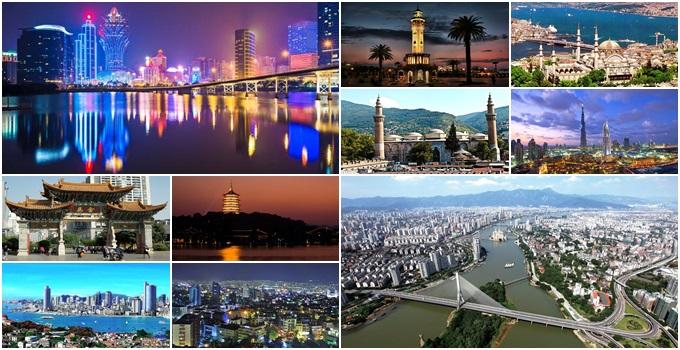 10 cidades que mais crescer 2014