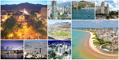 cidades mais violentas mundo brasil