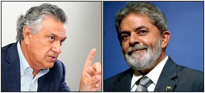 ronaldo caiado lula bandido josé agripino corrupção