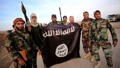 estado islâmico islã terrorismo síria