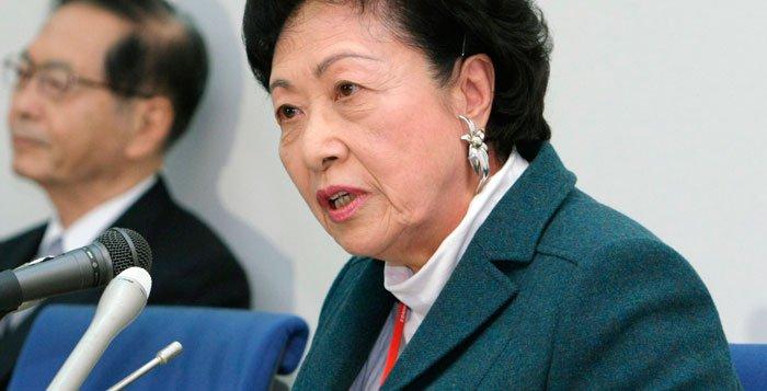 Ayako Sono escritora japonesa racismo