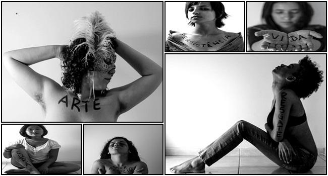 feminismo expressão fotografia corpo