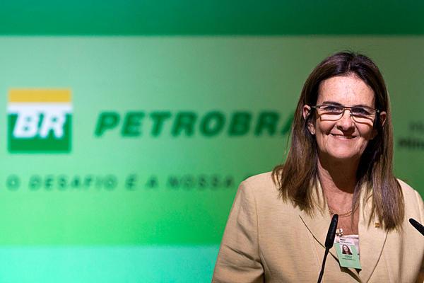 graça foster petróleo petrobras