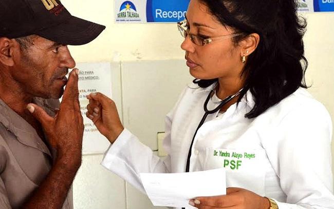 mais médicos cubanos saúde brasil