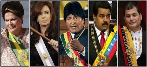 América latina governo esquerda ódio elite direita