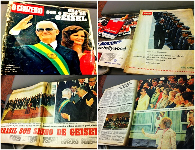 revista o cruzeiro general geisel
