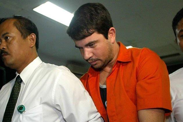 indonésia rodrigo gularte pena morte