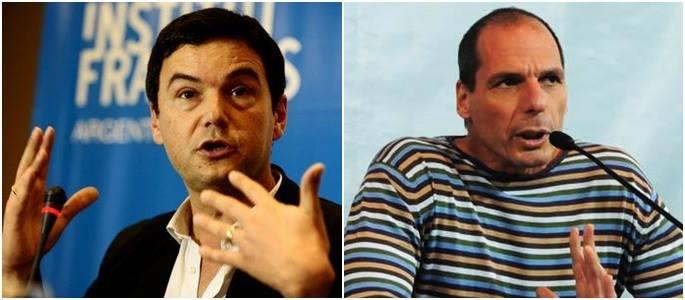thomas piketty Yanis Varoufakis marxismo