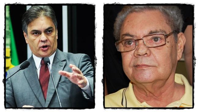 Ronaldo  Cássio Cunha Lima psdb Paraíba direita