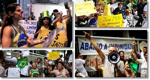 direita lava jato corrupção pp lista