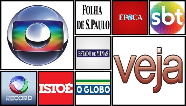 Resultado de imagem para Mídia brasil