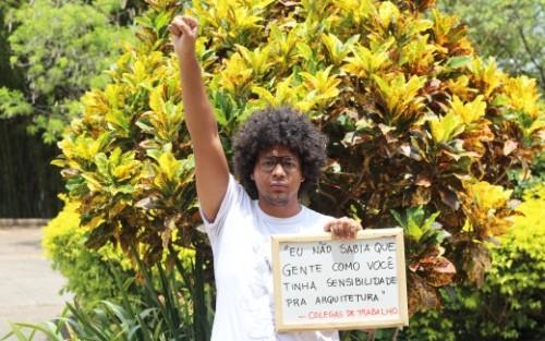 racismo negros campanha unb universitários