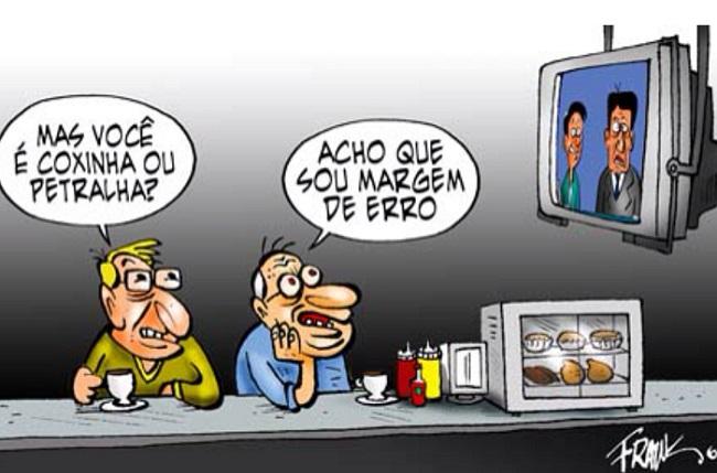 coxinha petralha embate político brasil
