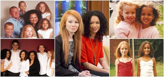 Curioso caso gêmeas negra branca Maria Lucy Aylmer