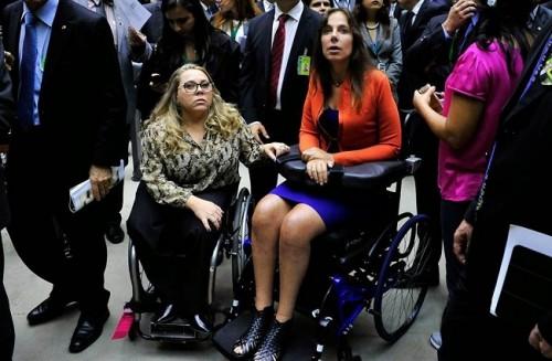 fundamentalistas pessoas deficiência estatuto