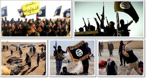 Estado Islâmico EUA guerra terrorismo barbárie