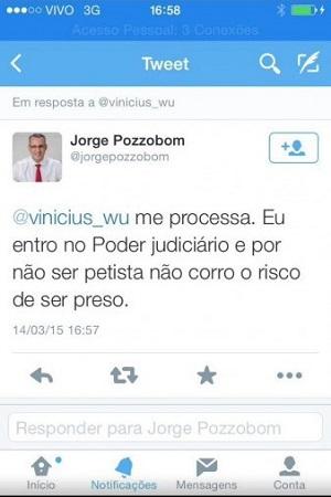 deputado psdb jorge pozzobom
