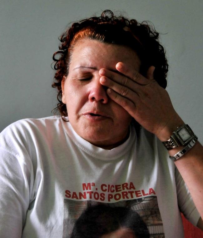 mãe cicinha assassinada pm impune injustiça sofrimento