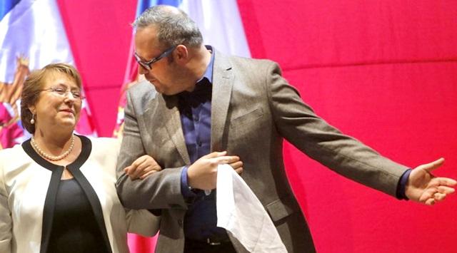 corrupção chile honestidade Bachelet