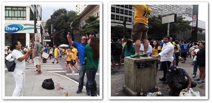 pt manifestações protestos corrupção rua direita