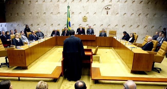 ministros stf pec Câmara dos Deputados
