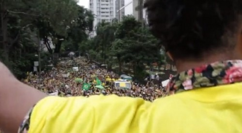 impeachment dilma vídeos protesto