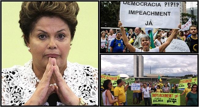 impeachment Dilma Rousseff Renan Calheiros pmdb