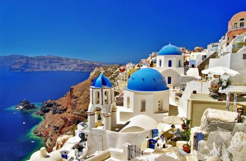 melhores ilhas santorini grécia