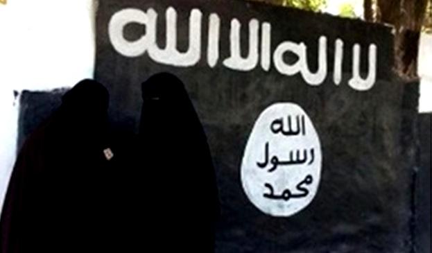 estado islâmico mulheres ocidentais aliada guerra terrorismo