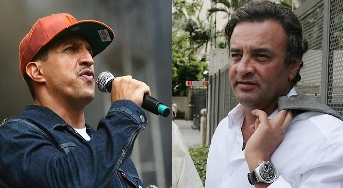 mano brown aécio neves blitz