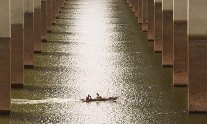 água brasil rio jacareí