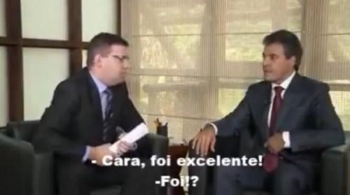 beto richa entrevista armada