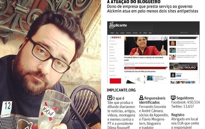 blogueiro implicante 70 mil fernando gouveia