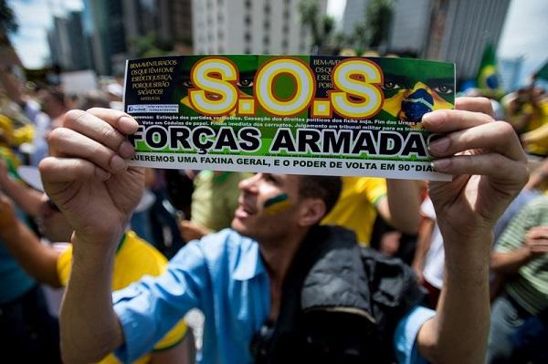 conservadorismo intervenção militar brasil