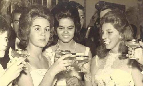 dilma 1962 foto baile debutante
