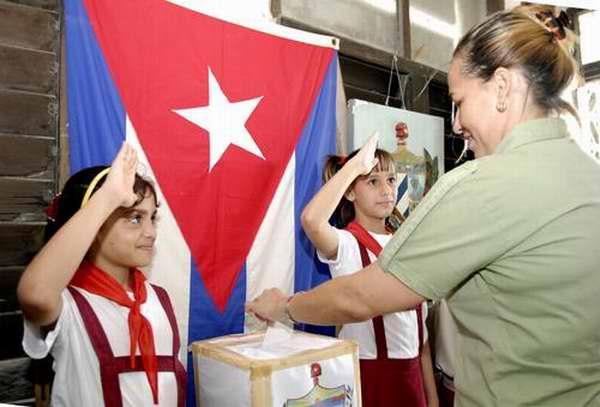 eleições cuba