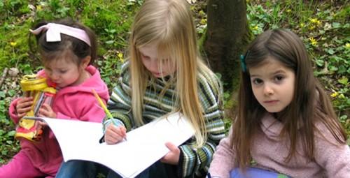 família educação escola desescolarização crianças