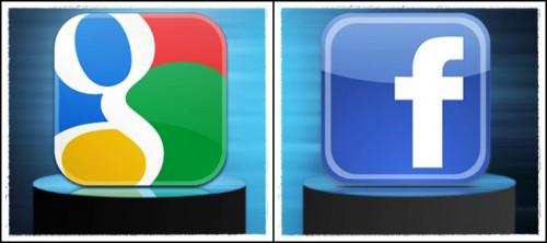 google facebook democratização mídia sociais